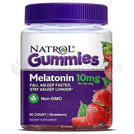 Melatonina Gummies Natrol