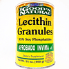 Lecithin Granules 400 g Good´N Natural