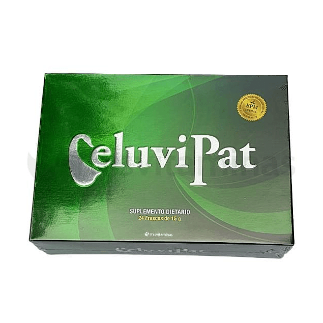 CeluviPat  Caja por 24 frascos 15 gramos
