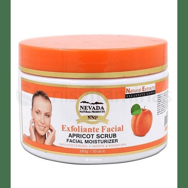 Exfoliante Facial Apricot Scrub Nevada