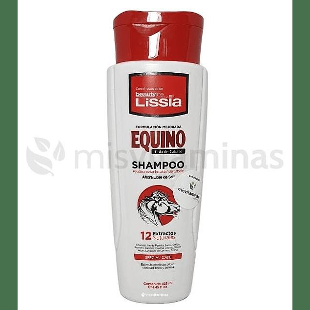 Shampoo Equino Lissia