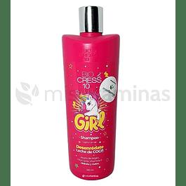 Shampoo BioCress Niña Sin Sal