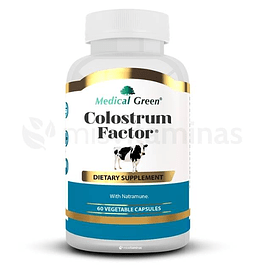 Colostrum Factor Medical Green