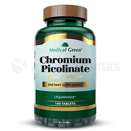 Chromium Picolinate Medical Green