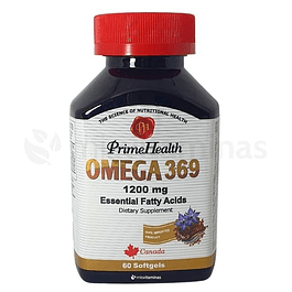 Omega 3-6-9 1200 mg Prime Health