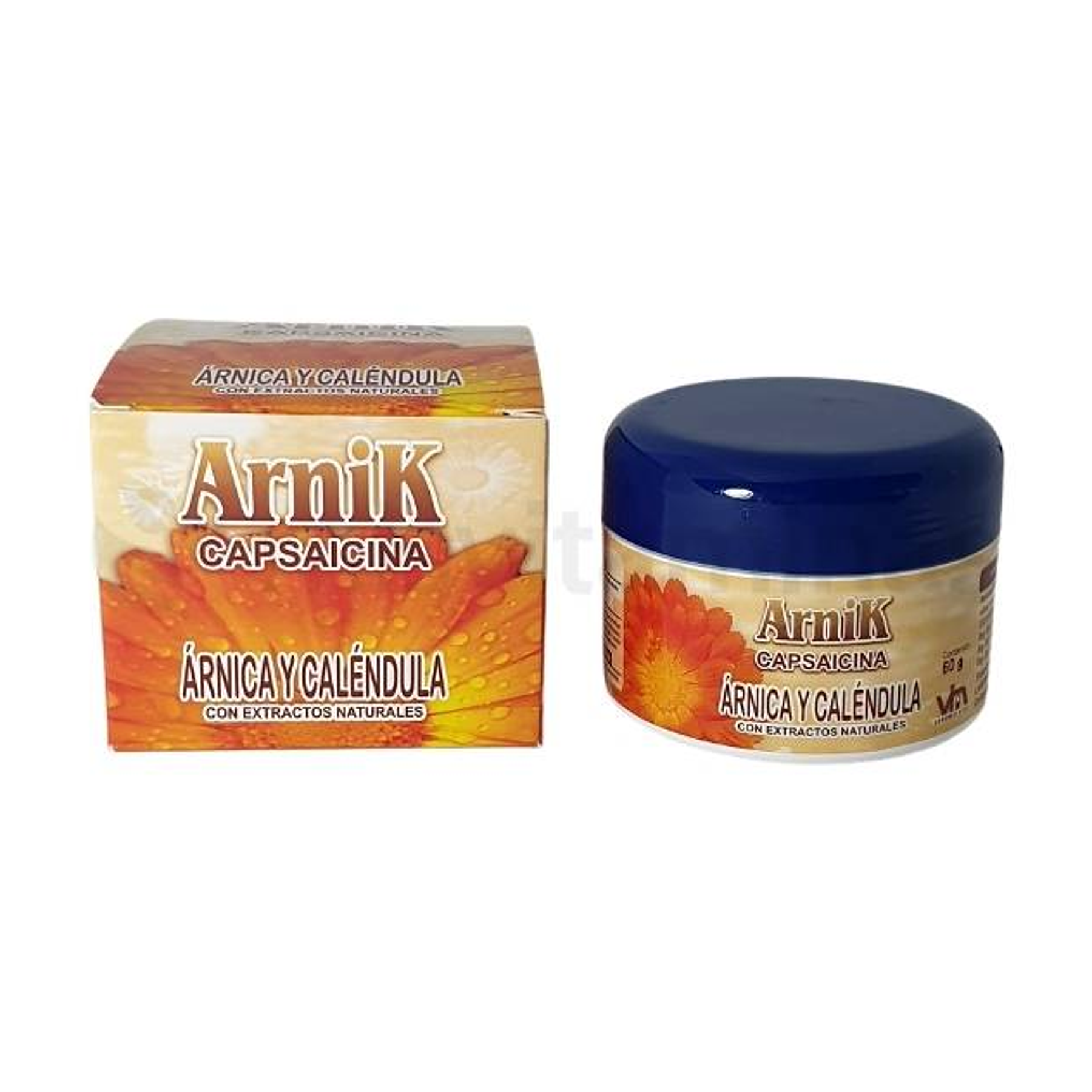 Crema ArniK VIM