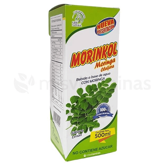 Morinkol Moringa 500 ml LDA NATURAL