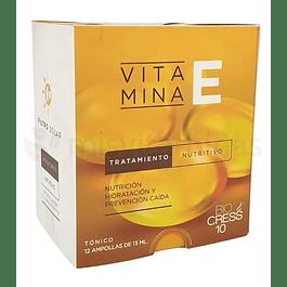 Vitamina E Tratamiento Nutritivo Ampollas
