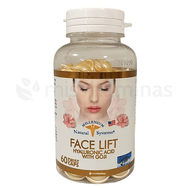 Face Lift Hyaluronic Acid Natural Systems