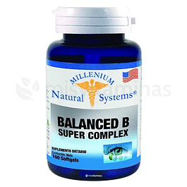 Balanced B Super Complex Natural Systems