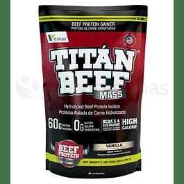 Titan Beef Mass 2 Libras Bolsa