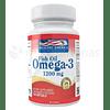Omega 3 1200mg Healthy America