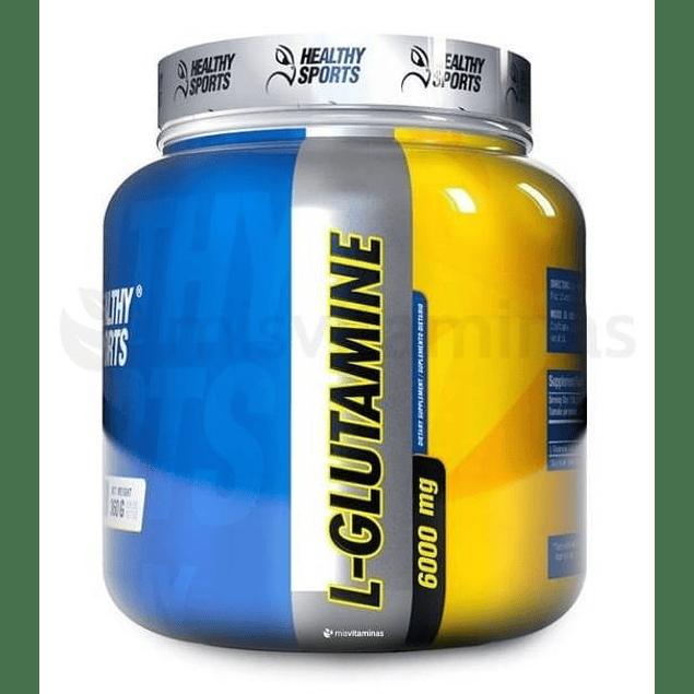 L Glutamine 6000 mg Healthy Sports
