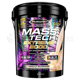 Mass Tech Extreme 2000 22 Libras Muscletech