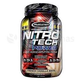 Nitro Tech Power 2 libras Muscletech