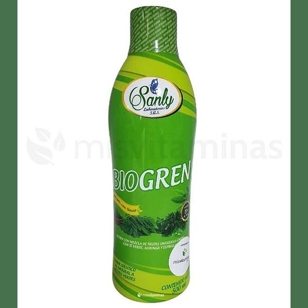 Biogren Detox Sanly 500 ml