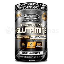 Glutamina Platinum Muscletech