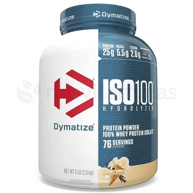 ISO 100 Hydrolyzed Dymatize
