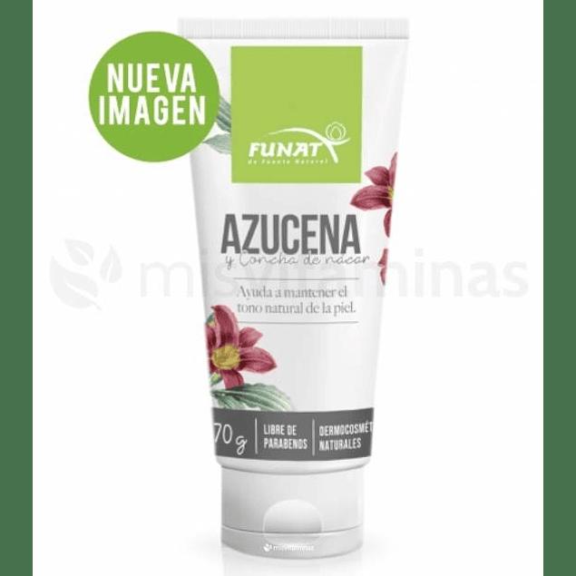 Azucena y Concha de Nacar 70 g Funat