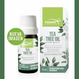 Tea Tree Oil Aceite esencial puro 10 ml Funat