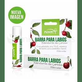 Barra para labios Hidratante Cereza Funat