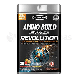 Amino Build SX-7 Revolution Ultimate BCAA Energy