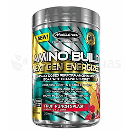 Amino Build Next Gen Energized Muscletech