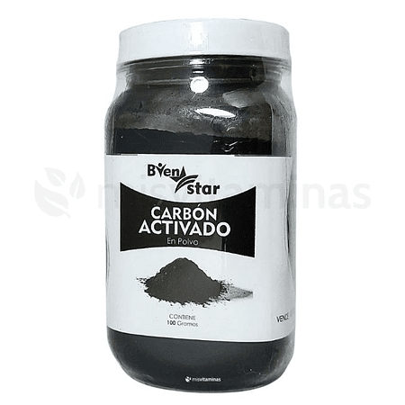 Carbon Activado en Polvo BYen Star