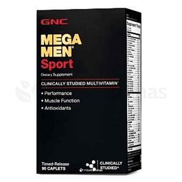Mega Men Sport GNC