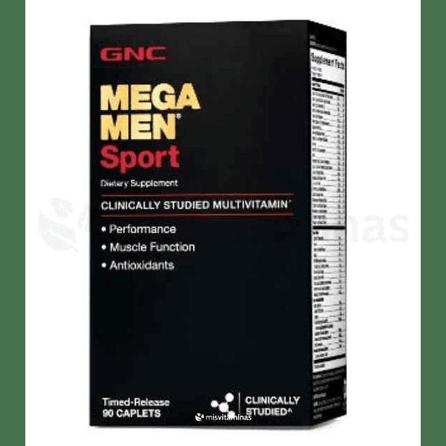 Mega Men Sport GNC