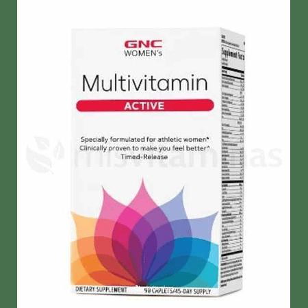 Mutivitamin Active GNC