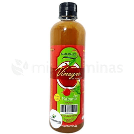 Vinagre de Manzana con Rabano Naturally