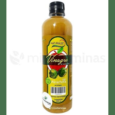 Vinagre de Manzana con Alcachofa Naturally