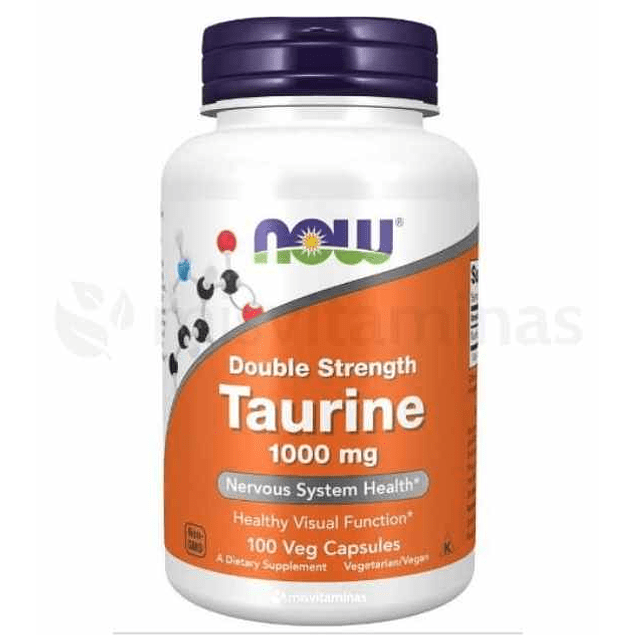 Taurine 1000 mg Now