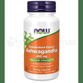 Ashwagandha 450 mg Now Foods