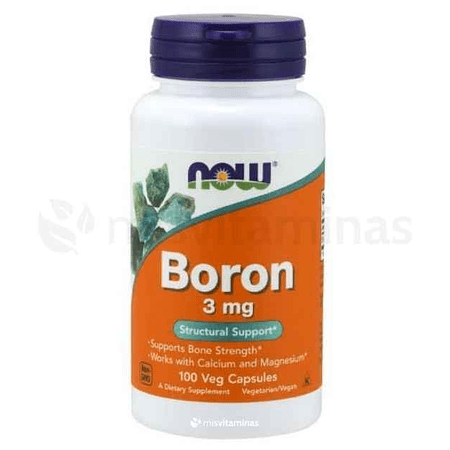 Boron 3 mg  Now Foods