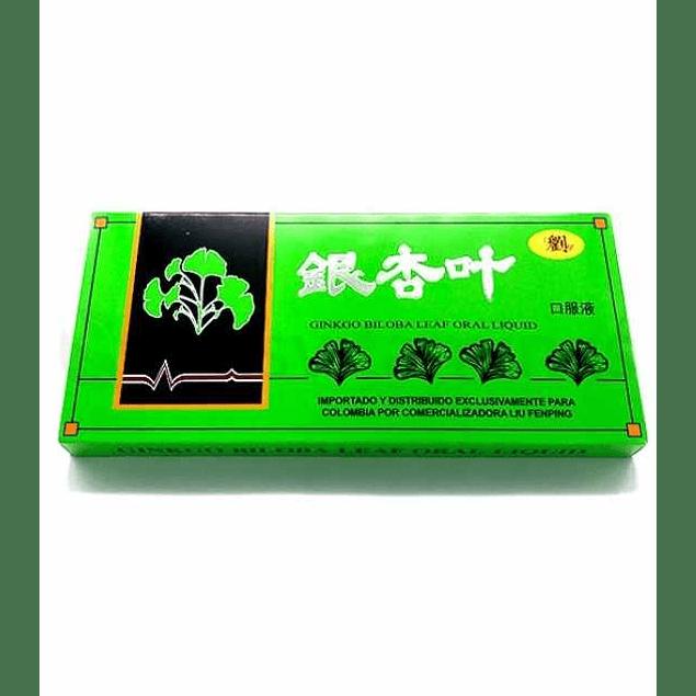 Ginkgo Biloba Leaf Oral Liquid