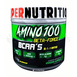 Amino 100 Beta Force Bcaas TNT