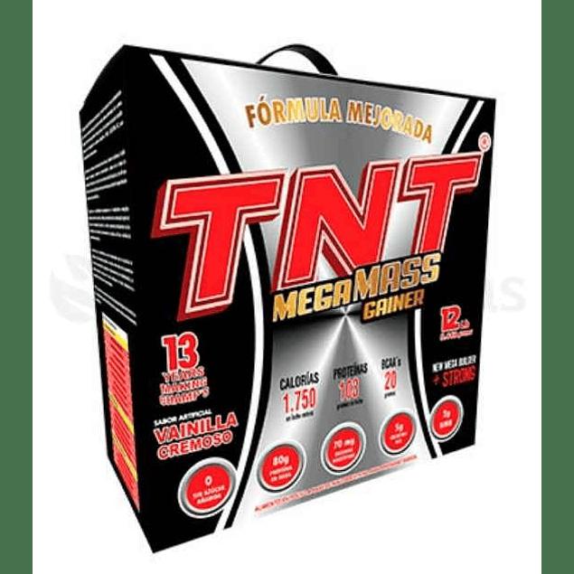 TNT Mega Mass Gainer Caja 12 libras
