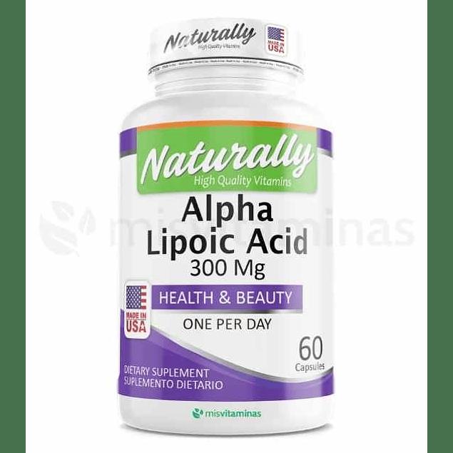 Alpha Lipoic Acid 300 mg