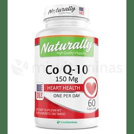 Coenzyma Q10 150 mg Naturally