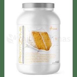 Protizyme Vainilla Cake 2 libras Metabolic Nutrition