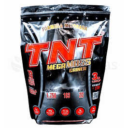 TNT  MEGA MASS GAINER X 3 libras