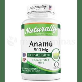 Anamú 500 mg Naturally