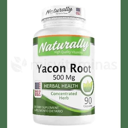 Yacon Root 500 mg