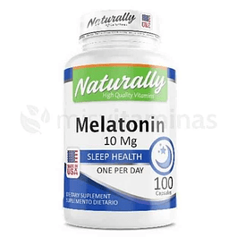 Melatonina 10 mg Sleep Naturally