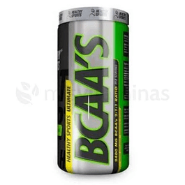 BCAAS 2400 mg Helthy Sports