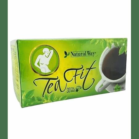 Tea Fit Natural Way Te Verde