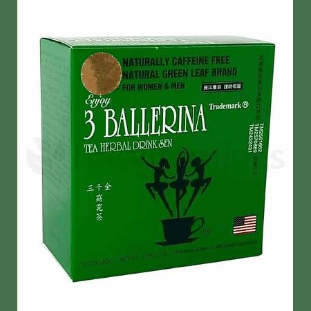 TÉ 3 BALLERINA 30 Sobres