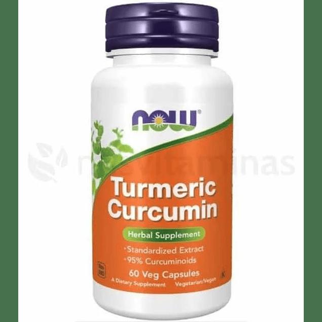 Turmeric Curcumin Now Curcuma